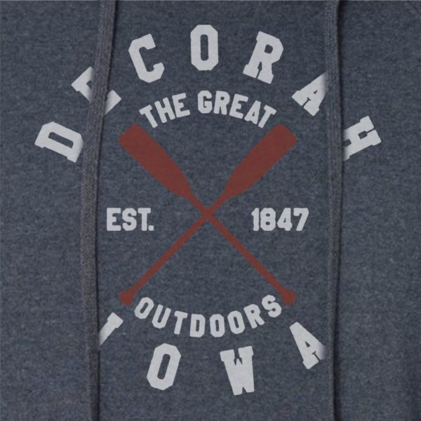 Decorah The Great Outdoors Hoodie