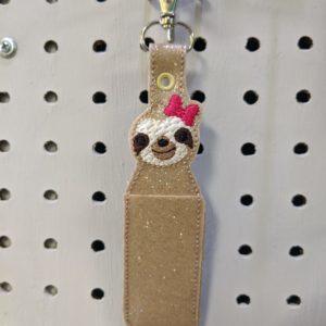 Sloth Lip Balm Holder