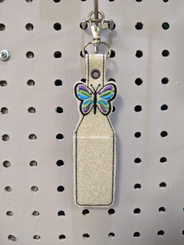Butterfly Lip Balm Holder
