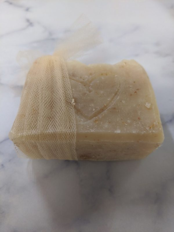 Oatmeal-n-Honey Soap