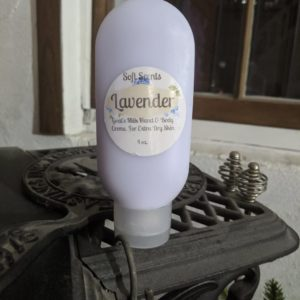 Lavender Goat's Milk Hand & Creme
