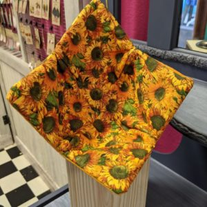 """Sunflowers"" Bowl Coozie"