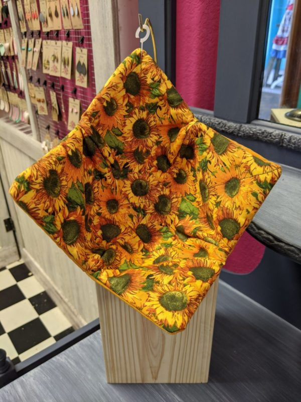 """""""Sunflowers"""" Bowl Coozie"""