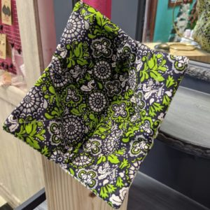 """""""Floral"""" Bowl Coozie"""
