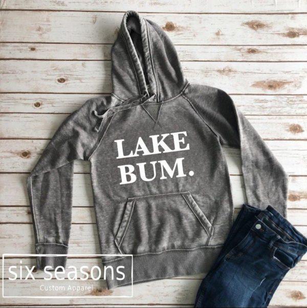 Lake Bum Sweatshirt