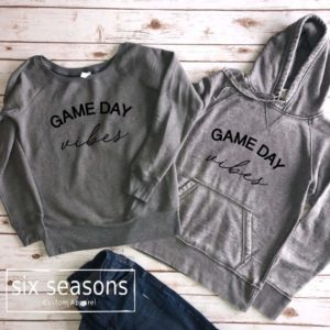 Game Day Vibes Sweatshirt
