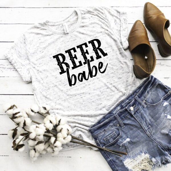 Beer Babe Tee