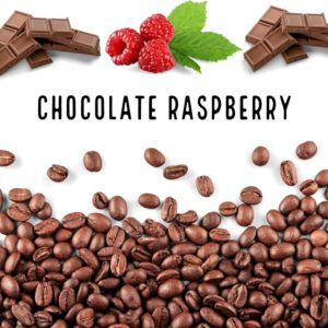 Chocolate Raspberry- Flavored Coffee