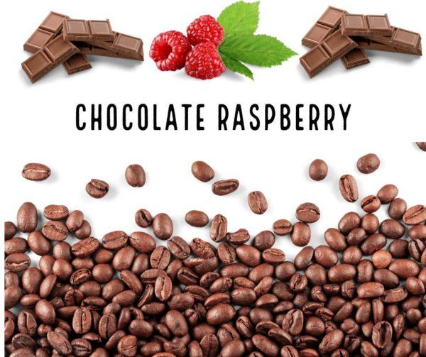 Chocolate Raspberry- Flavored Coffee