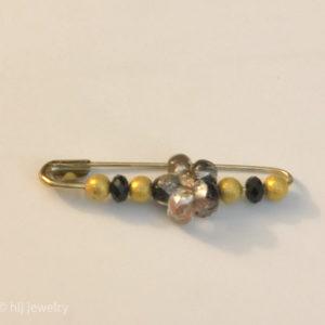 Sparkle Petals Pin