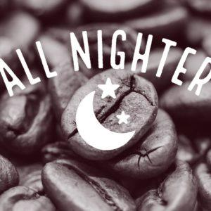 All Nighter – Espresso Blend