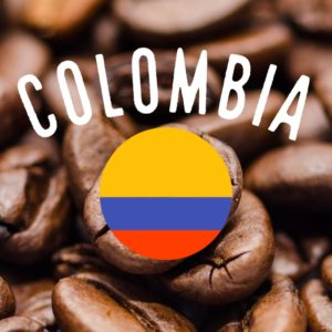 Colombia – Coffee Beans