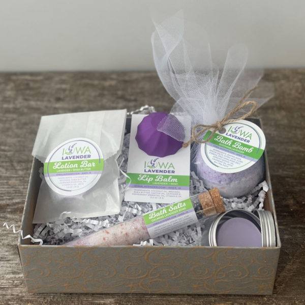 Gift Set: Smooth Lips & Hands + Bath