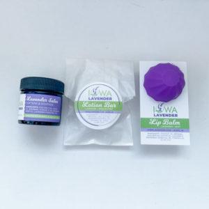 Lavender Winter Rescue Bundle