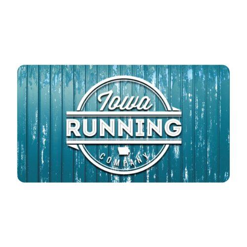 Iowa Running Company Gift Card