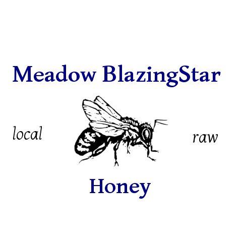 logo for Meadow BlazingStar Honey, Shop Iowa