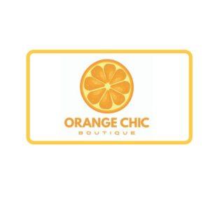 Orange Chic Boutique Gift Card