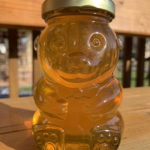 Honey – Thirteen Ounce Glass Honey Bear