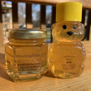 Honey – Two Ounce Jar