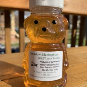Honey – Eight Ounce Honey Bear