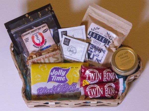 Iowa Gift Basket