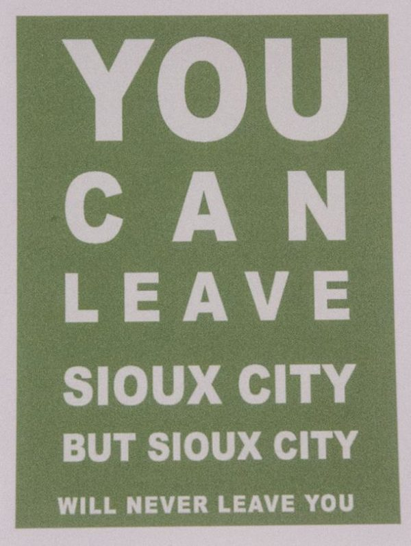 Sioux City Stickers