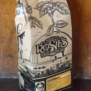 Rosies Fair Trade Organic Coffee for the Pantry