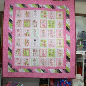 So Many Ladies Quilt Kit