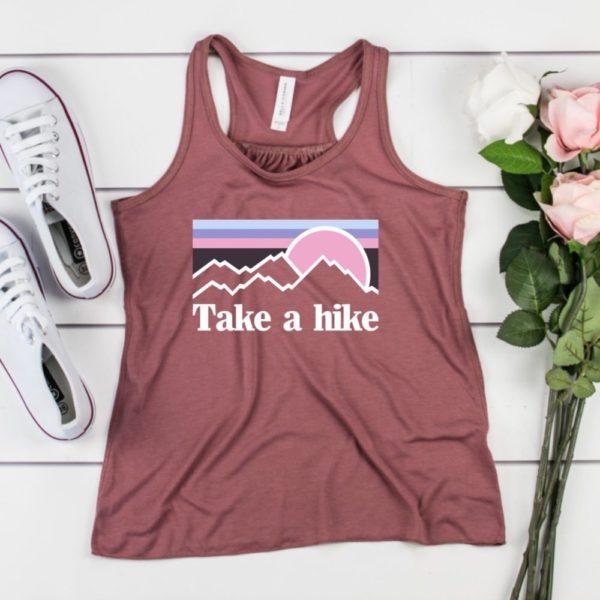 Take A Hike Tank
