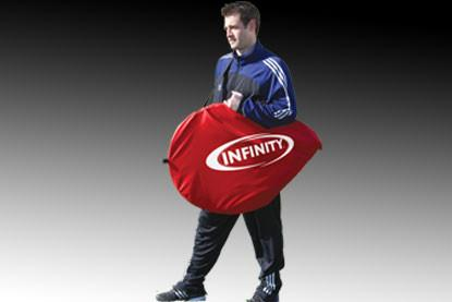 Kwikgoal Infinity Pop-up Goal-Medium | 2B71M