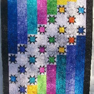 Aurora Nights Quilt Kit