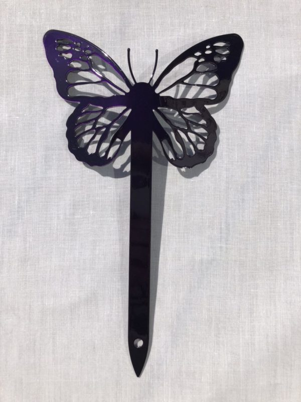 Butterly Garden Decoration Stake
