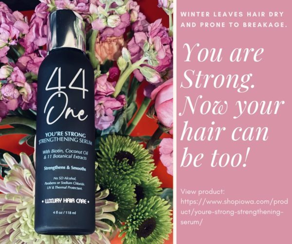You're Strong Strengthening Serum