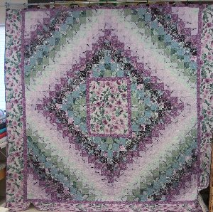 Essence of Pearl Quilt Kit