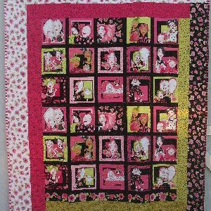 New Hairdresser Quilt Kit