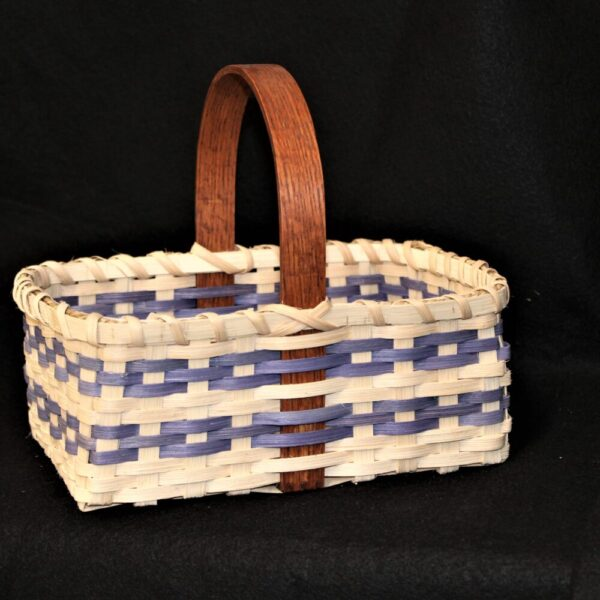 Homemade Basket by Artisan Doug Sickler