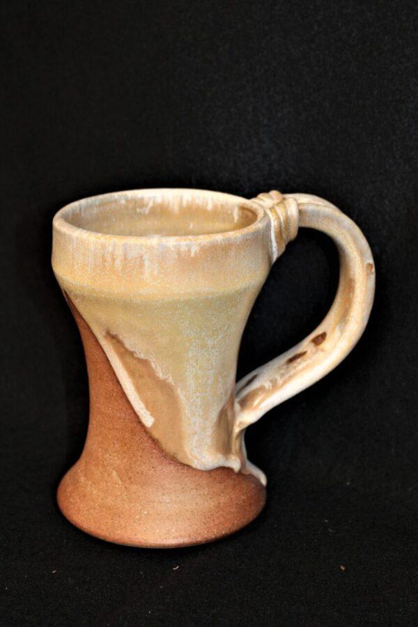 Day of the Dead Ceramic Mugs by Iowa Artist Paul Koch