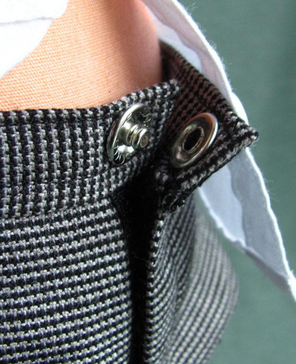 Boy doll clothes for 18 inch doll 4-piece suit vest pants shirt tie