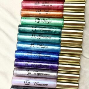 Zodiac Lip Gloss