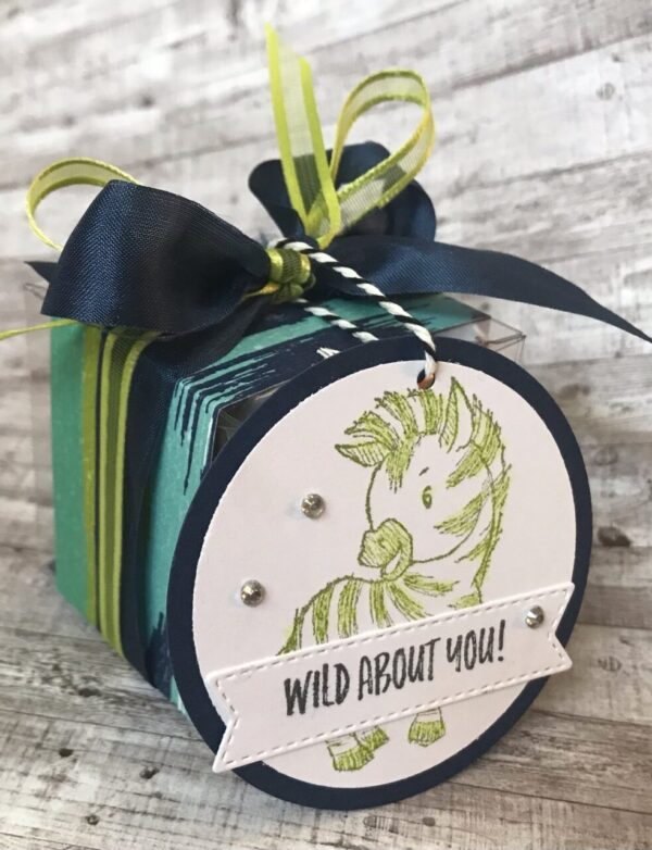 Whimsical Treat Boxes