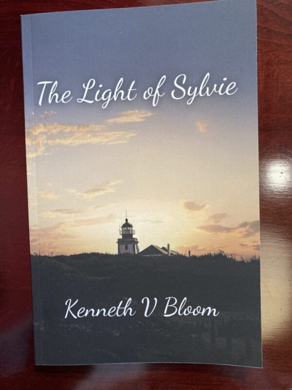 Harper Series or Light of Sylvie Series by Kenneth Bloom (signed by Author)