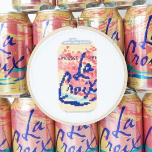 La Croix Cross Stitch Kit