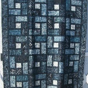 Urbanista Revisited Batik Quilt Kit