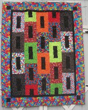 Granada Bright Quilt Kit