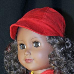 Baseball Cap for American Boy or Girl Dolls