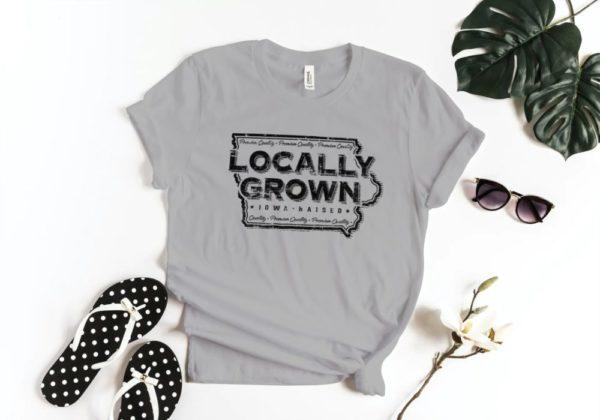 Locally Grown Tee