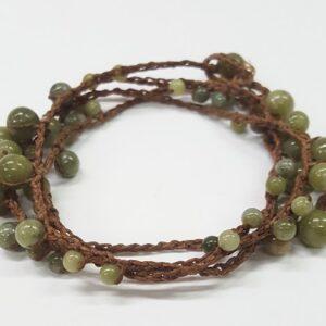Wrapped Stone Bracelet/Necklace Kit