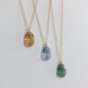 Mystery Pendant Necklace