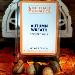 Autumn Wreath Wax Melt