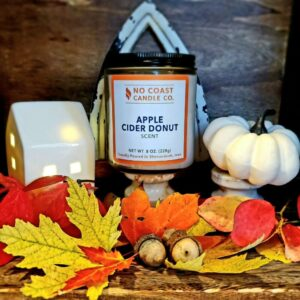 Apple Cider Donut Candle